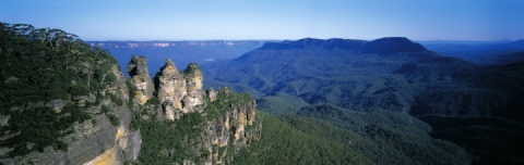 Blue Mountains Self Guided Walk 3 days