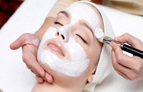 In-house 60 minute facial