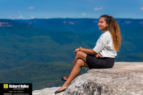 Portrait Photography Blue Mountains