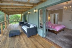 The Verandah & French Doors