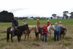 kids led trail rides