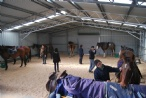 reception/stables