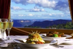 Every meal served with breathtaking views