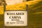 Welcome to the Woolshed Cabins!