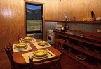 Kitchen (2 bed cabin)