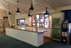 Mountain Camp centre servery
