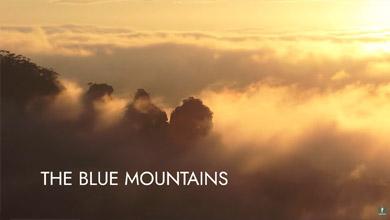 Blue Mountains Into The Wild