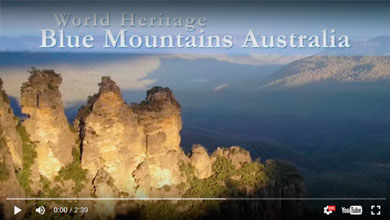Blue Mountains Australia Video