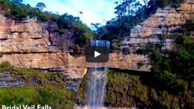 Bridal Veil Falls & Pulpit Rock