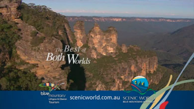 Scenic World Video
