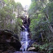 Empress Falls, Wentworth Falls