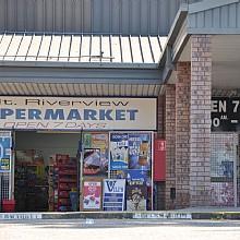 Mt Riverview Shops