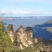 The Three Sisters Katoomba