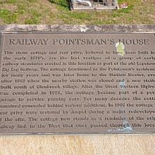 Railway Pointsmans House