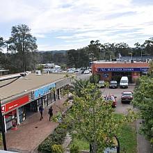 Blaxland Shopping Precinct