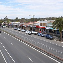 Blaxland Shopping Precinct