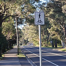 Winmalee Bike and Pedestrian Pathway