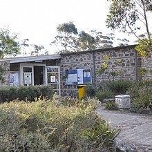 Visitor Information at Govetts Leap