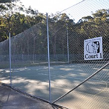 Gloria Park Tennis Courts