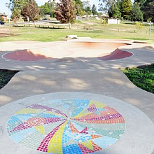 Melrose Junior Skate Park
