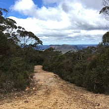Views to Burragarong and beyond