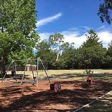 Blaxland, Lennox Park