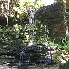 Burges Falls Hazelbrook