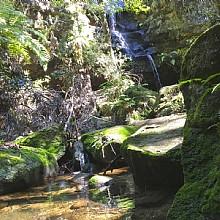 Horseshoe Falls Hazelbrook