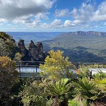 Three Sisters Katoomba