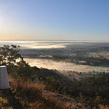 Hawkesbury Heights Lookout