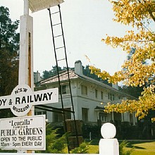 Leura Toy and Railway Museum - Leuralla