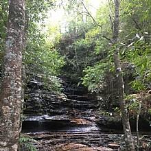 South Lawson Waterfall Walk