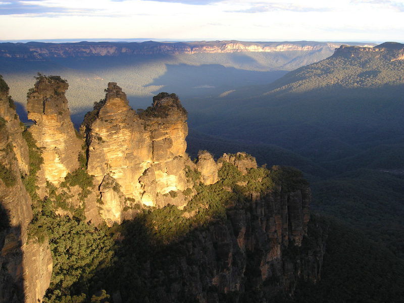 Blue Mountains Australia Towns - Blue Mountains Australia