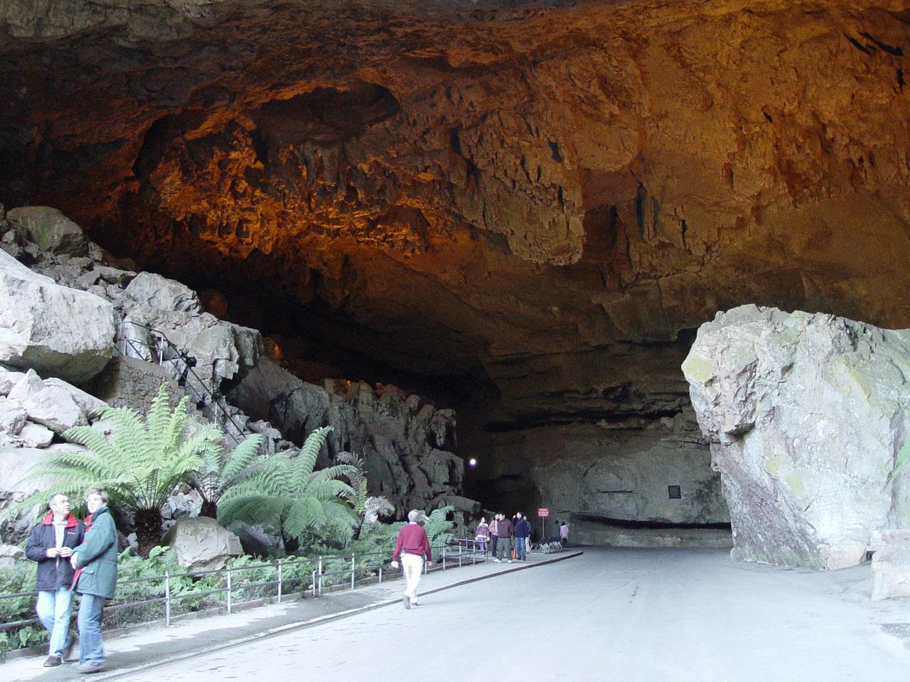 Jenolan Caves Blue Mountains Australia