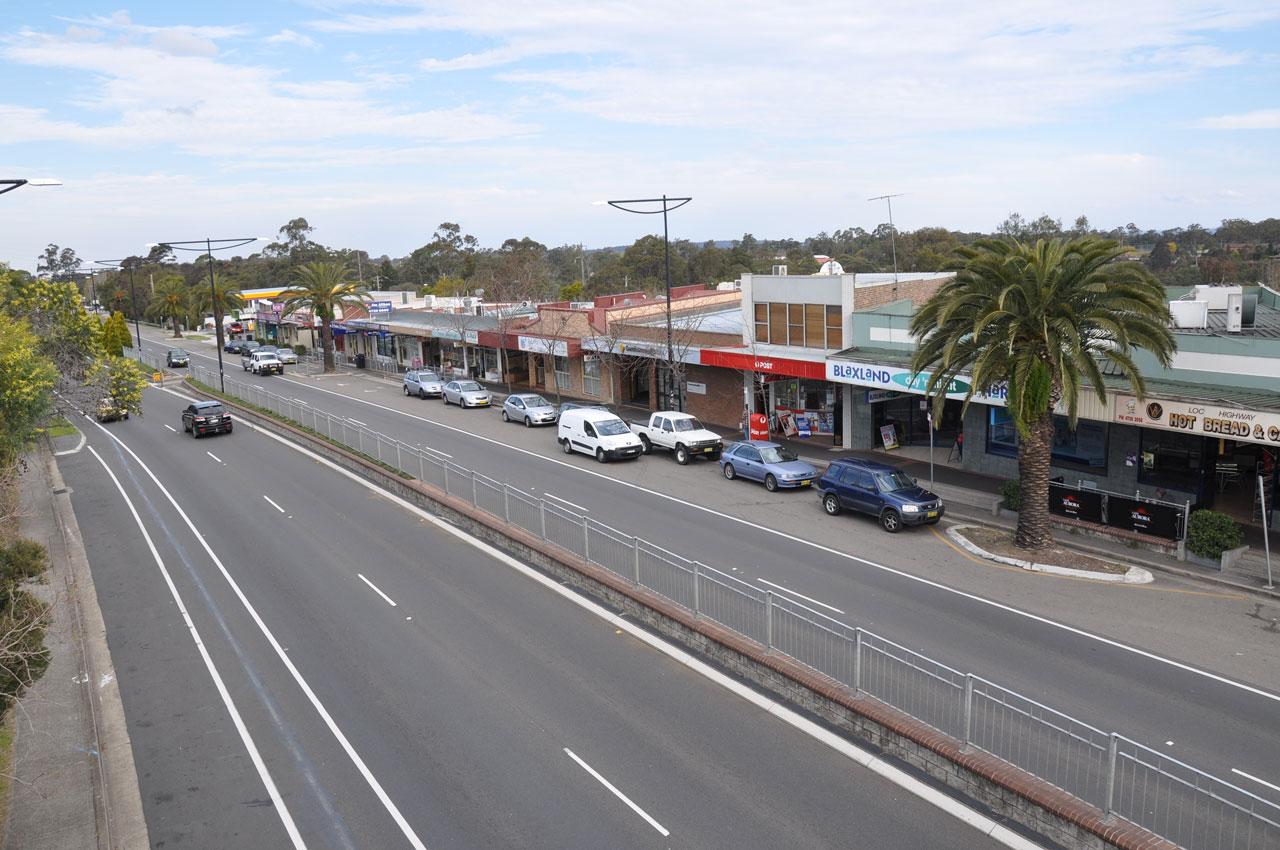 Blaxland Blue Mountains Australia
