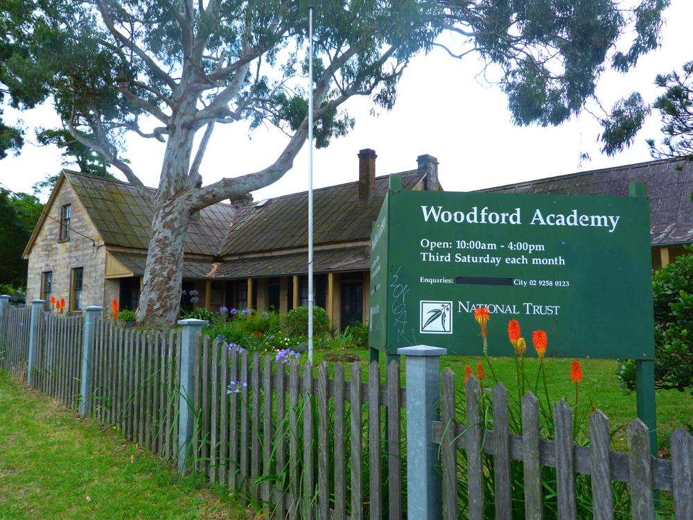 Woodford australia