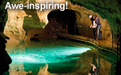Experience Australia's most spectacular caves! Explore! Marvel! Stay!