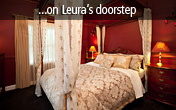 A private, self-contained escape on Leuras doorstep awaits