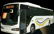 Coach tour to Jenolan Caves.