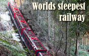 Worlds Steepest Railway