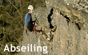 Adventures, Bushwalking, Abseiling
