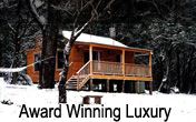 Award winning chalets near Jenolan Caves